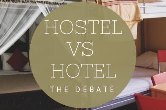 Hostel vs Hotel